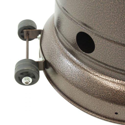 Dyna-Glo 41,000 BTU Deluxe Hammered Bronze Patio Heater - DGPH101BR 9