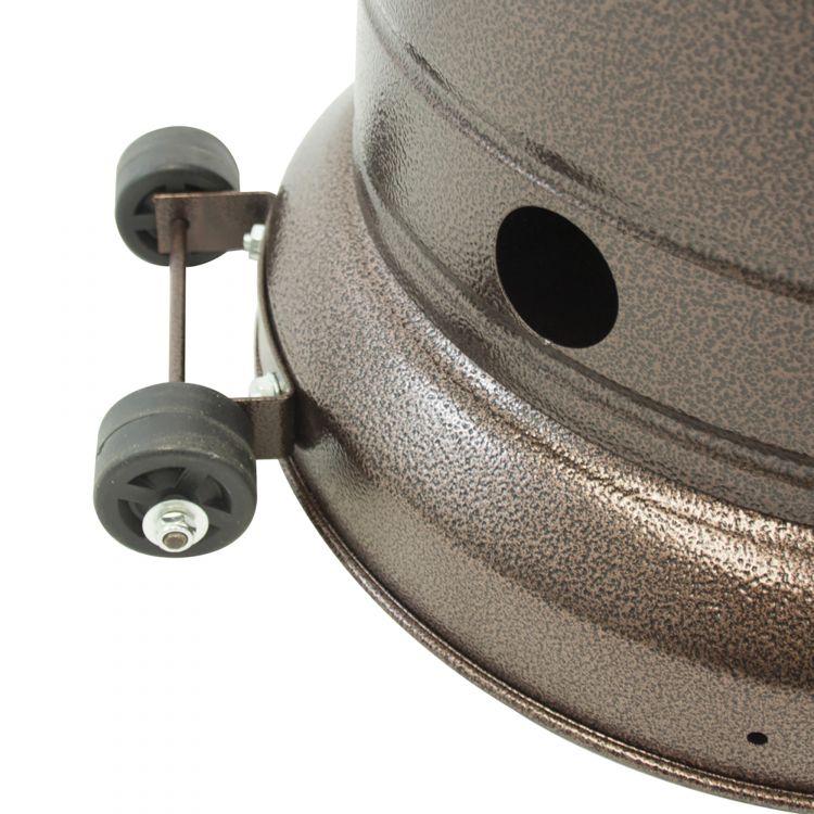Dyna-Glo 41,000 BTU Deluxe Hammered Bronze Patio Heater - DGPH101BR 24