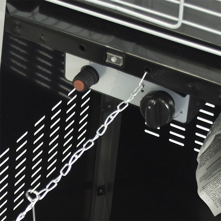 Dyna-Glo 42,000 BTU Black Pyramid Flame Patio Heater - DGPH301BL 23