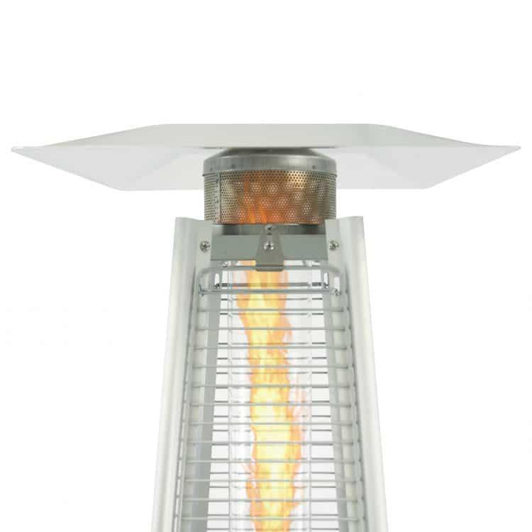 Dyna-Glo 42,000 BTU Black Pyramid Flame Patio Heater - DGPH301BL 21