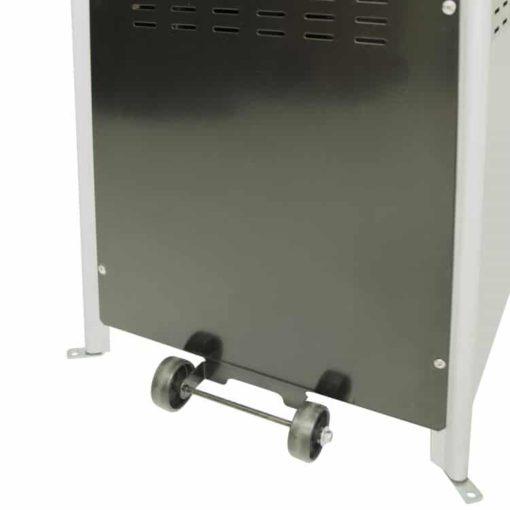 Dyna-Glo 42,000 BTU Black Pyramid Flame Patio Heater - DGPH301BL 2