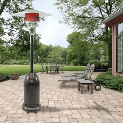 Dyna-Glo 48,000 BTU Premium Hammered Bronze Patio Heater - DGPH201BR 4