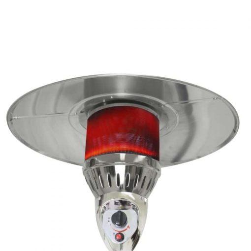 Dyna-Glo 48,000 BTU Premium Hammered Bronze Patio Heater - DGPH201BR 7