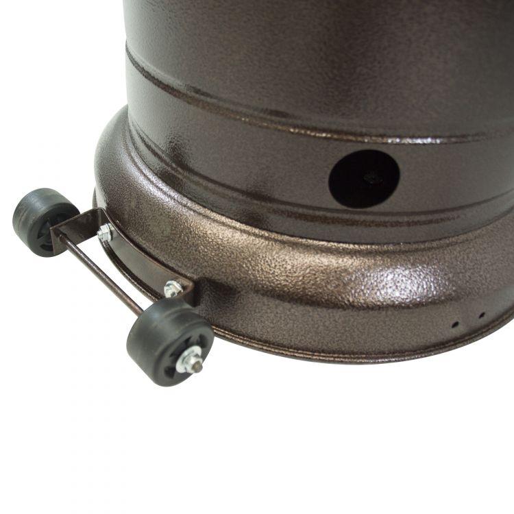Dyna-Glo 48,000 BTU Premium Hammered Bronze Patio Heater - DGPH201BR 22
