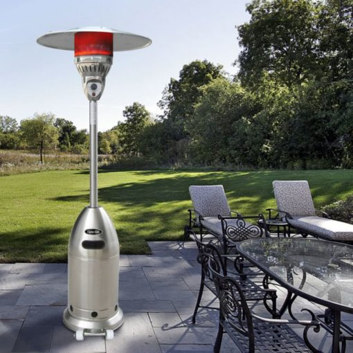 Dyna-Glo 48,000 BTU Premium Stainless Steel Patio Heater - DGPH202SS 4
