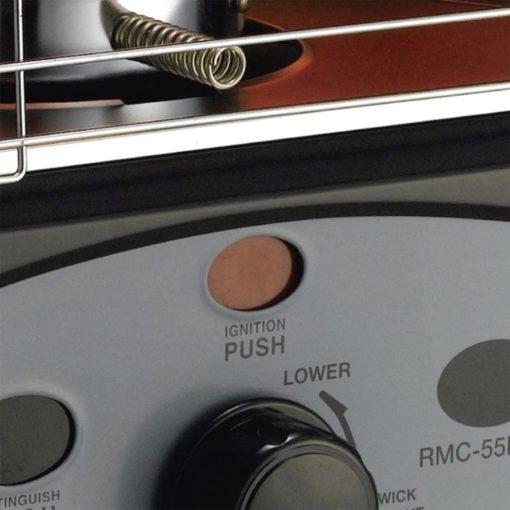 Dyna-Glo 10K BTU Indoor Kerosene Radiant Heater - RMC-55R7B 5