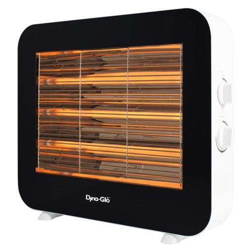 Dyna-Glo 1500 Watt Infrared Electric Quartz Radiant Heater - EQR1500DG 1