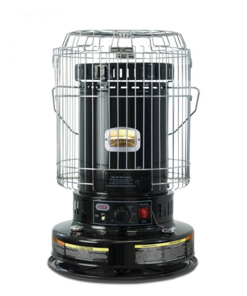 Dyna-Glo 23,800 BTU Indoor Kerosene Convection Heater - WK24BK 1